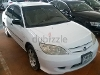 Photo Honda Civic LXi 2004 (White)