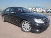 Photo Mercedes s500 black, 2000 import from japan