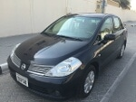 Photo Nissan Tiida in Mint Condition for Sale