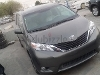 Photo 2012 toyota sienna mint condition show phone...