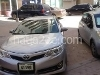 Photo Toyota Camry 2012 Sharjah Silver