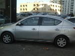 Photo Used Nissan Sunny 2012 Car for Sale in Dubai