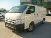 Photo Toyota hiace delivery van gulf specs