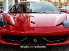 Photo 2012 Ferrari 458 Italia GCC (Al Tayer) Reverse...