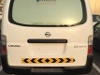 Photo Nissan Urvan Delivery van with freezer
