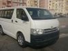 Photo Toyota hiace bus 2010 for sale