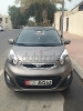 Photo Kia picanto 2013 model top model with exciting...