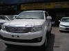 Photo Ramadan. OFFRS FORTUNER2014 WHITE4X4 ONLY1154...