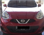 Foto Nissan March 2014 MT 1.2 Red Metallic Mulus...