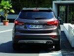 Foto Hyundai new santa fe best price 2013