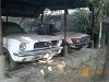 Foto Mercy 350sl th 1972, mustang th 1966