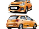 Foto Hyundai grand i10 city car terpintar