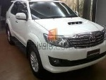 Foto Toyota Fortuner The Real SUV