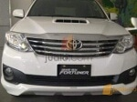 Foto Fortuner diesel vnt 2014 putih ready best price