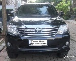 Foto Toyota Fortuner G 2.7 Automatic 2012.