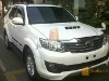 Foto Toyota Fortuner G M/T VN Turbo