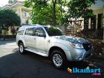 Foto Everest XLT Matic 2010 disel silver