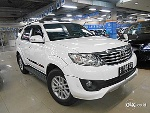 Foto Toyota Grand New Fortuner 2.7 At Th 2012