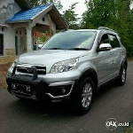 Foto Terios New Model 2013 Bulan 11