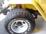 Foto Toyota Land Cruiser Canvas FJ40 1981 KUNING