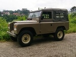 Foto Land Rover Series 2A 1969