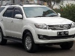 Foto Dijual Toyota Fortuner Grand New G VN Turbo...