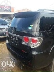 Foto Grand New Fortuner 2.5 G VNT matic th 2013