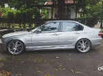 Foto Bmw 318i E46 (modifikasi)