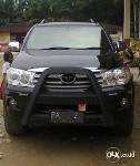 Foto Toyota Fortuner V-2.7 A/t 4x4 4wd 2008 Mulus