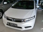 Foto All new civic 1.8 matic, putih 2013, tangan...