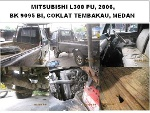 Foto Mitsubishi. L-300-PICK UP tahun