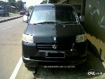 Foto Suzuki Apv Type L 2005 Manual Warna Hitam