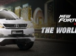 Foto Toyota New Fortuner 2014 Dp Teringan Ada...