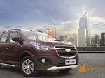 Foto The all new chevrolet spin activ 2014 automatic