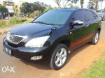 Foto Toyota harrier 2.4L premium th 2007, hitam