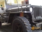 Foto Jeep willys thn 52.