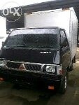 Foto Mitsubishi Pick Up L 300 Almunium