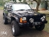Foto Mobil jeep cherokee 97 limited edition