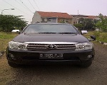 Foto Toyota Fortuner 2.5 G AT 2010