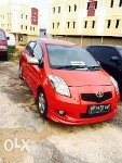 Foto Toyota yatis tive S limited thn 2006