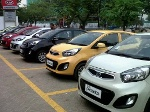 Foto Kia picanto all new picanto p