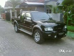 Foto Panther Pick Up 2001 Rodeo Double Cabin Plat N...