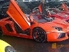 Foto Lamborghini Aventador LP700-4 Orange