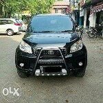 Foto Toyota rush s (highest type) BLACK 2009 Cepat...
