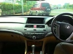 Foto Honda Accord 2.4 VTIL AT Facelift Hitam 2012