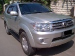 Foto Dijual Toyota Fortuner All New 2.5 Diesel (2010)
