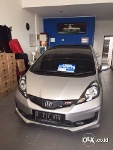 Foto Honda Jazz Rs 2013 A/t Silver