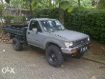 Foto Toyota Surf th. 77 4WD built up