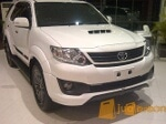Foto Toyota fortuner trd at white 2014! Big sale!