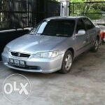 Foto Honda accord MT th 2000 mantap dan mulus